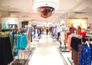 Protect your Store from Shoplifting by smart CCTV Installation
